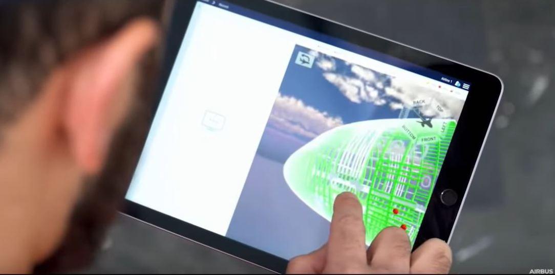 Airbus eTech 3D Repair