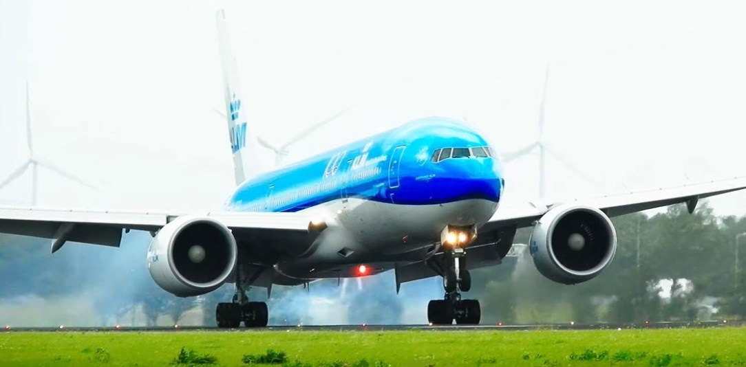 Passenger dies on board KLM Flight KL808
