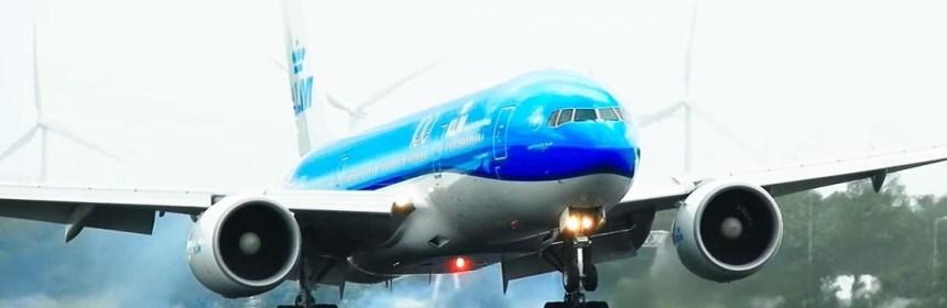 Passenger dies on board KLM Flight KL808