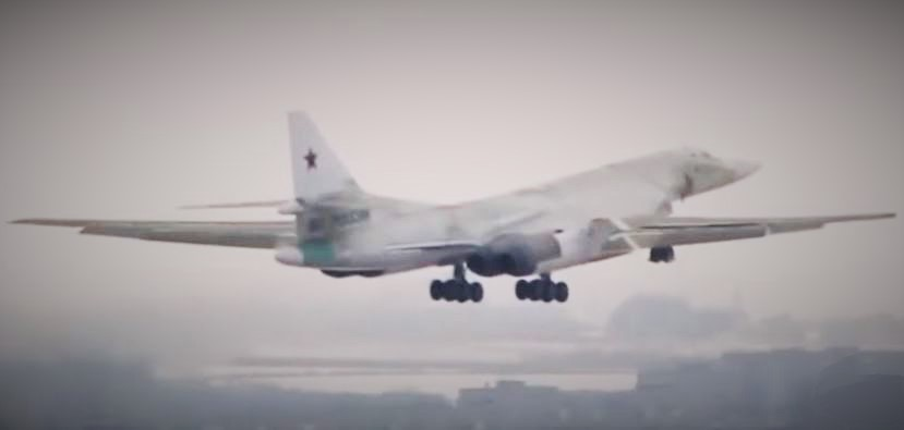 Russian Tu-160M strategic bomber made its First Flight