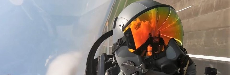 USAF Pacific Demo Team Full Demo at the 2019 Matsushima Air Festival airshow in Higashimatsushima, Japan