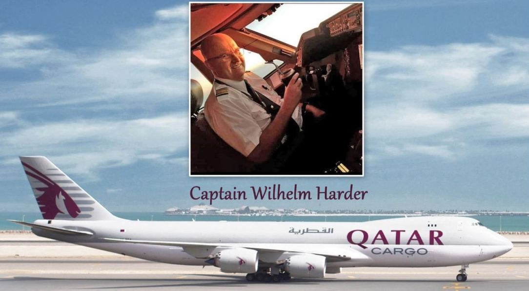 Qatar Airways Captain dies of COVID-19