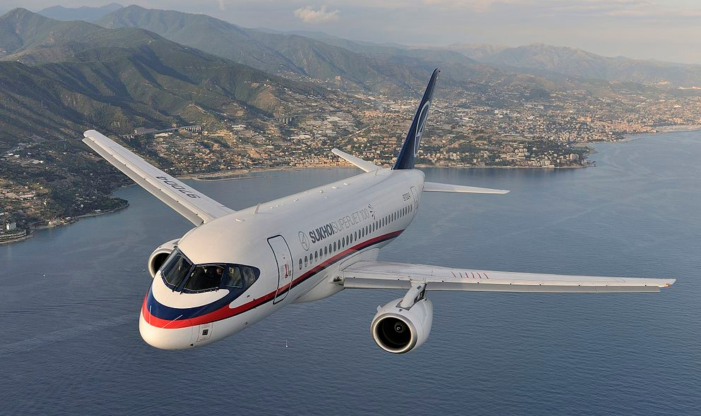 U.N. signs contract for Sukhoi Superjet 100