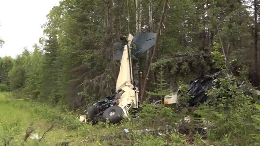 Two Small Planes Collided In Mid-Air In Alaska Killing 7 People