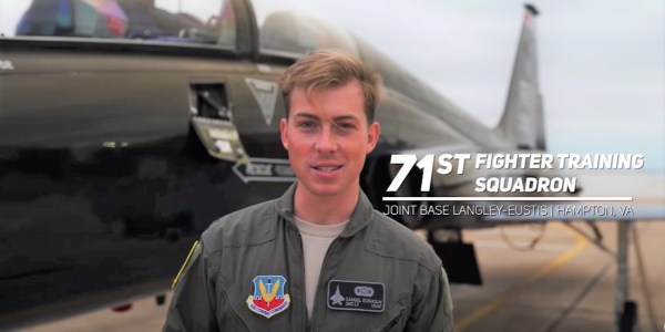 What It's Like To Fly In A Fighter Jet