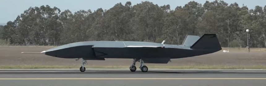 Australia's First Loyal Wingman Completes Low-Speed Taxi Testing