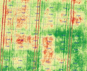 NDVI Farm mapping is here!!!
