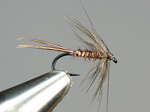 Simple emerger step 6