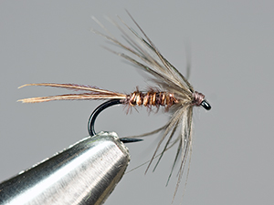 Simple emerger finished
