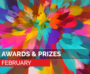 february - awards and prizes