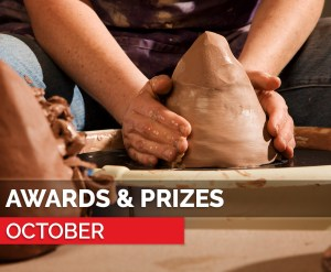 October - Awards and Prizes - Flying Arts Alliance