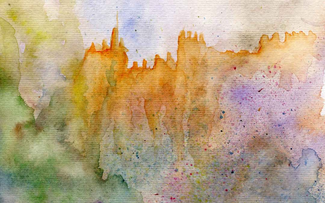 Castle – Daily painting #571 (SOLD)