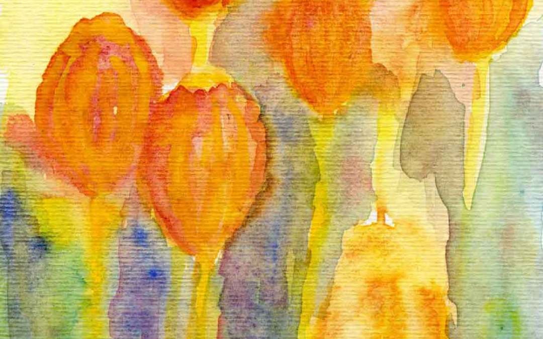 Tulips – Daily painting #691