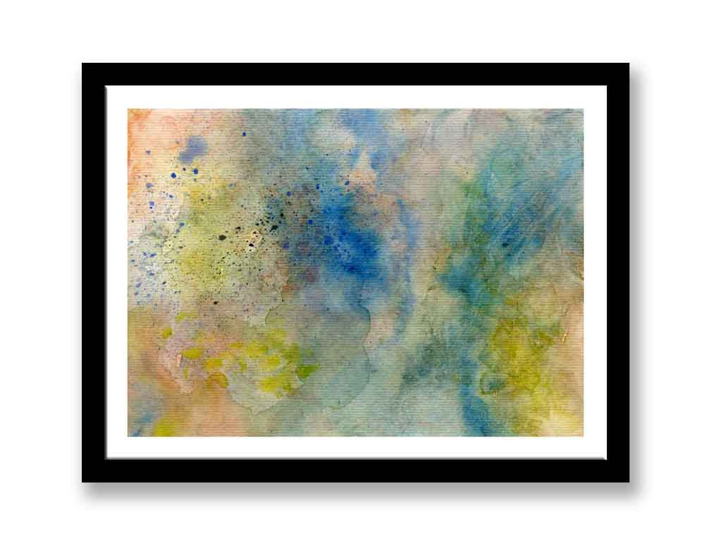 Watercolour abstract (#267)