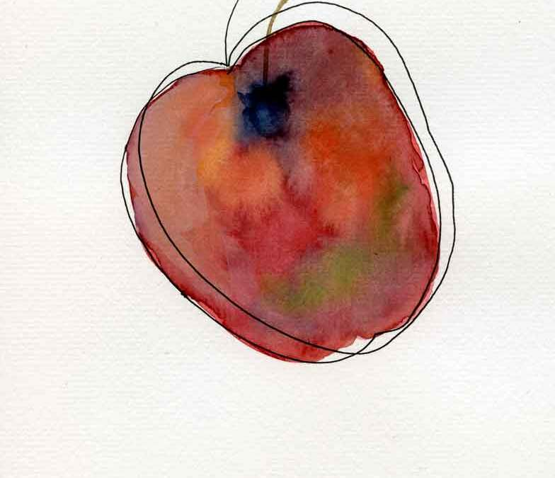 Red Apple (#125)
