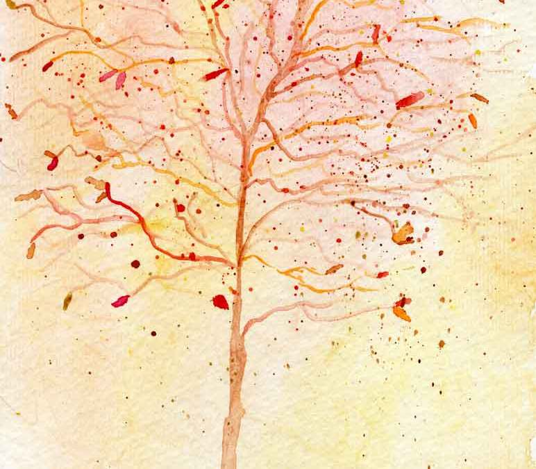 Autumn tree (#303)
