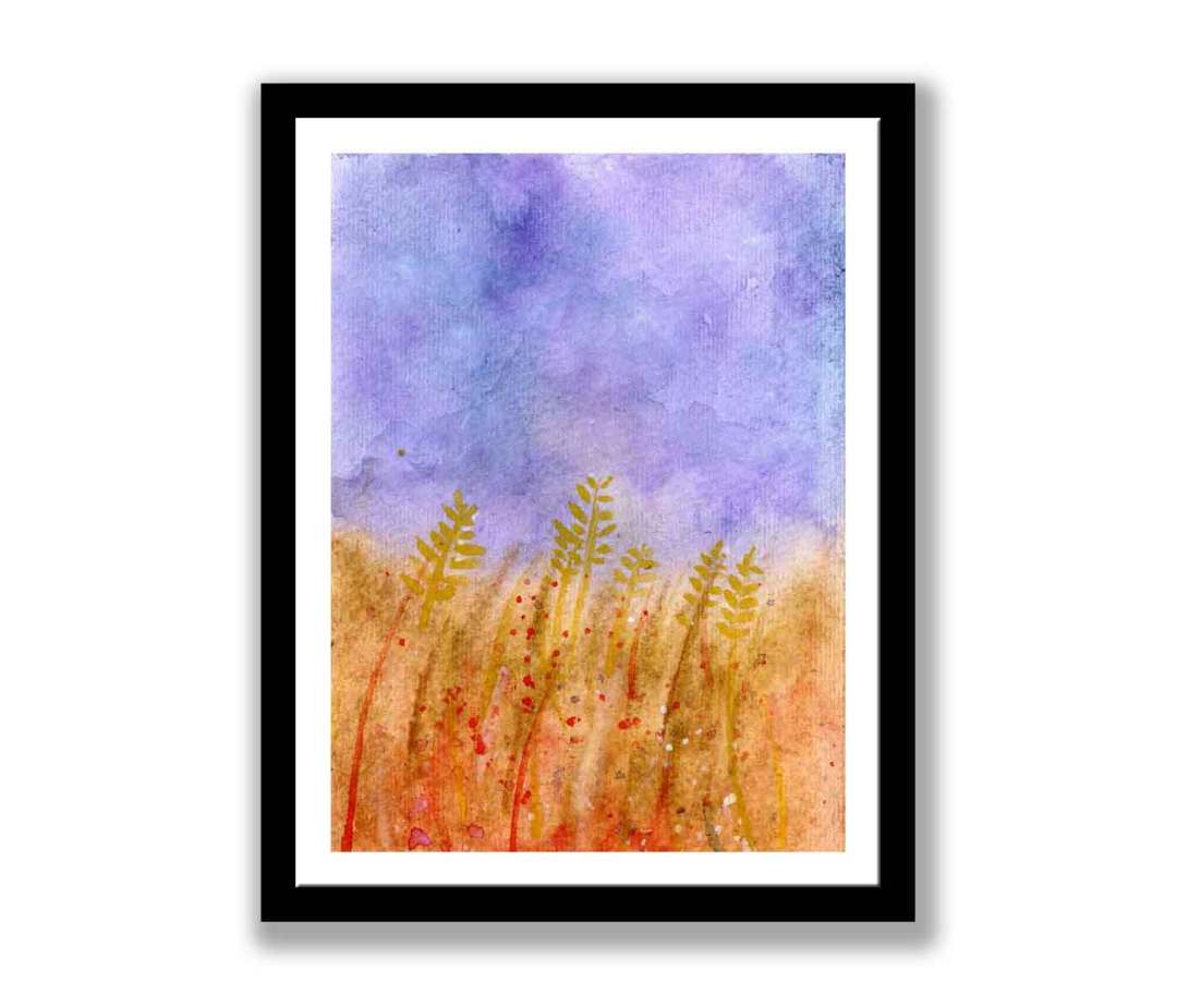 Wheat field (#316)