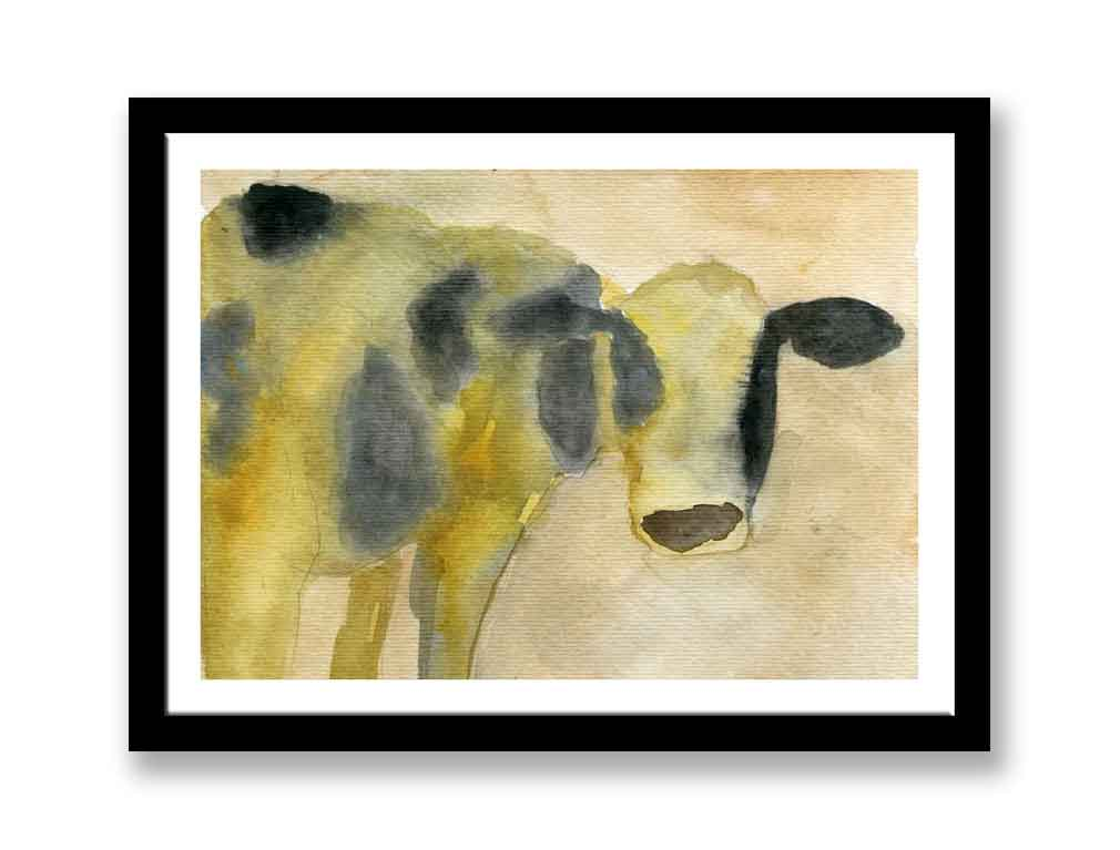 Turning cow (#188)