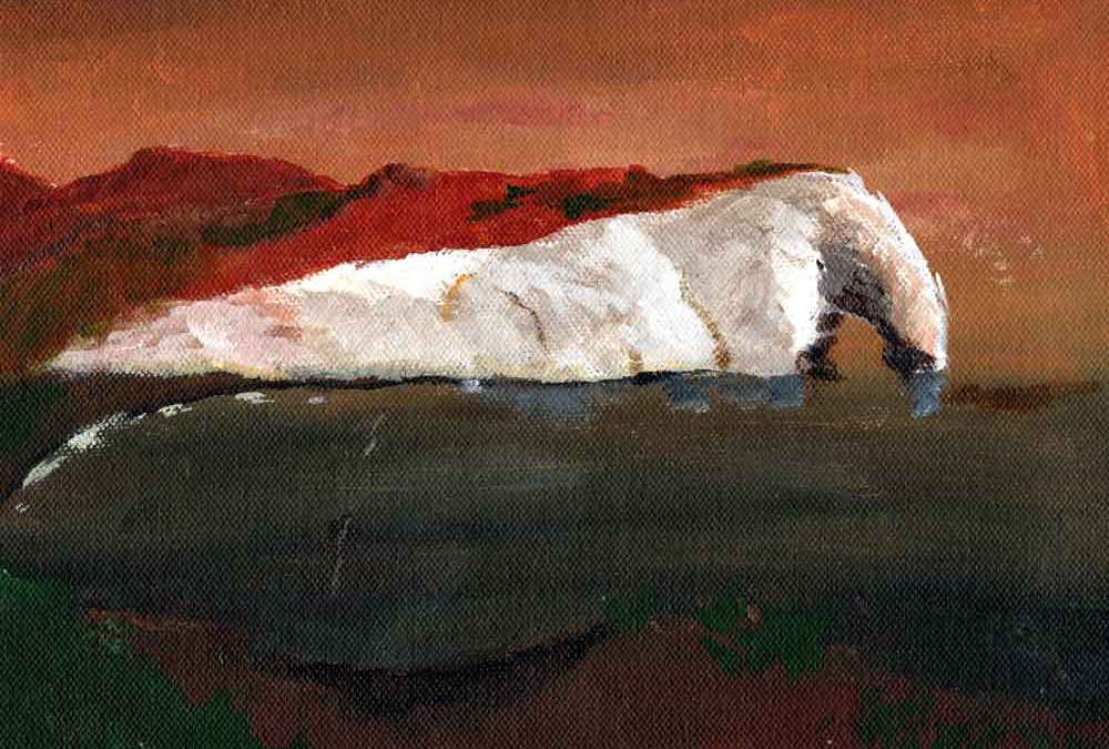 White cliffs (#1518)