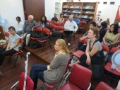 5 Jan - Talks, French Institute, Yangon, Myanmar
