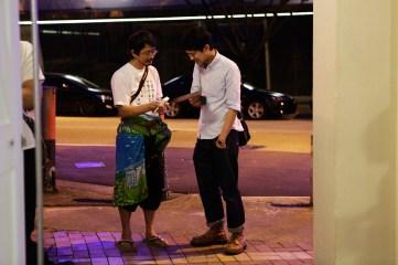 16 Jan - Visual Artist Tadasu and Archivist Yi-Sheng, FCP 2013 Opening Night, 72-13, Singapore