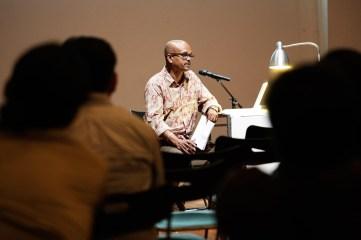 16 Jan - Visual Artist Sanathan speaks, FCP 2013 Opening Night, 72-13, Singapore