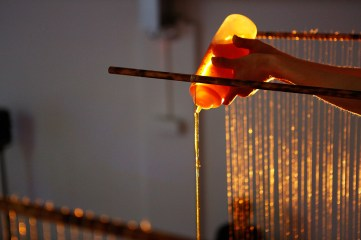18 Jan - Durational Performance HONEY by Julie Tolentino, FCP 2013 Day 3, 72-13, Singapore
