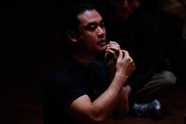19 Jan, Theatre Performer Lin Htet's mini performance, FCP SUPERINTENSE Day 4, 72-13, Singapore