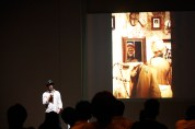 19 Jan, Theatre Director Brett Bailey speaks, FCP SUPERINTENSE Day 4, 72-13, Singapore