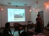 5 Jan - Ju's Keynote, French Institute, Yangon, Myanmar
