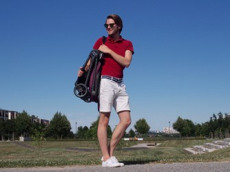 Baby Jogger City Tour Lux mit Tragegriff