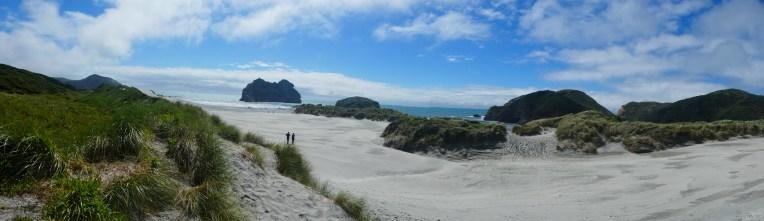 Warariki beach