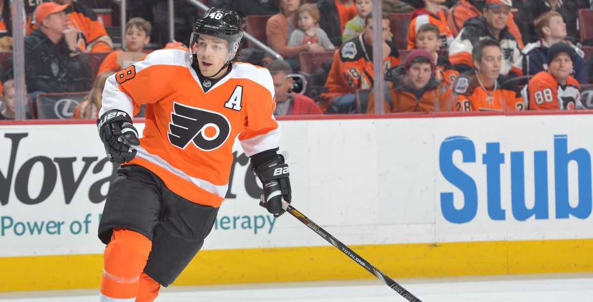 Briere: From Mr. Playoffs to Mr. Playoffs-builder
