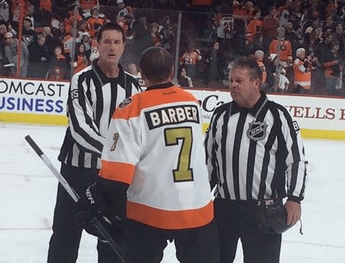 Bucks County's Scott Adams ending his NHL/AHL official's career -- and what a career it's been