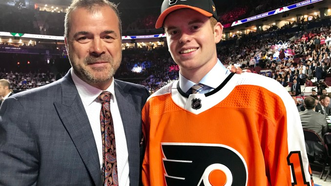Flyers Development Camp Set To Open Tuesday At Skate Zone
