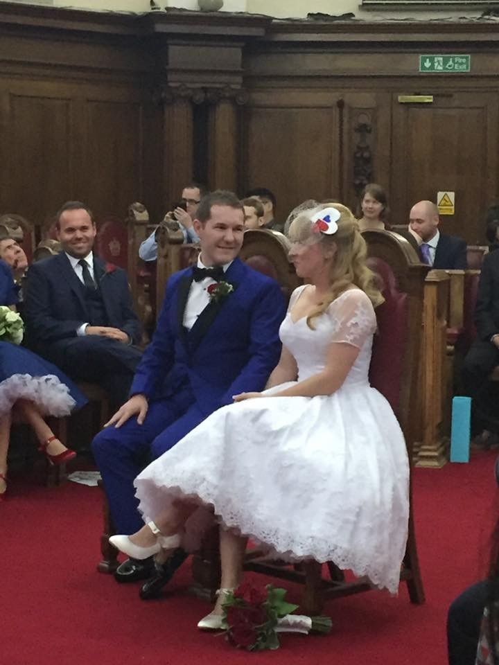 Flying Fluskey Wedding