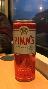 Pimms can