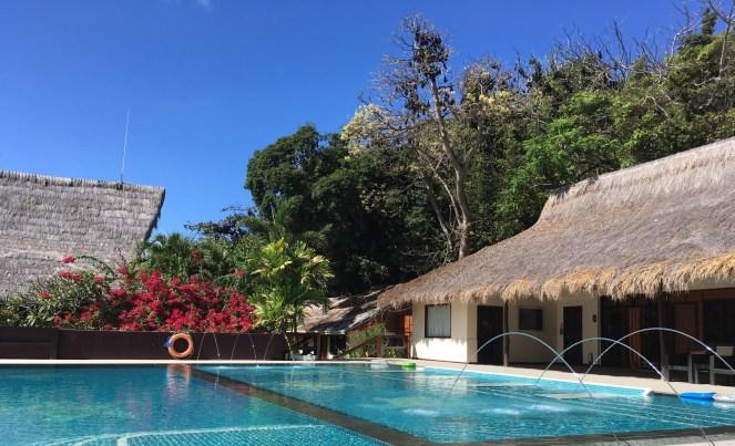 Club Paradise Palawan - Pool Area 2