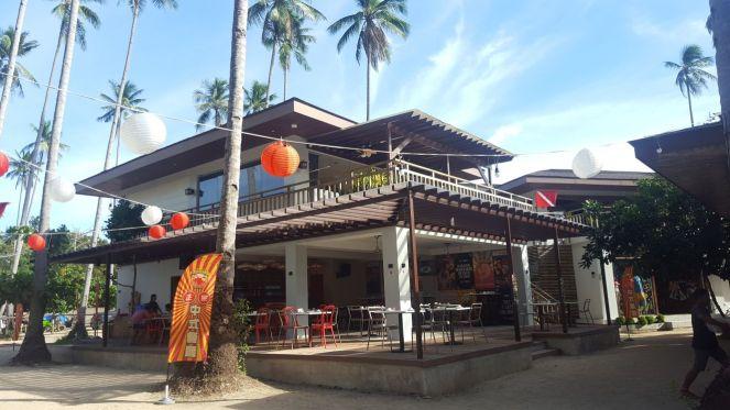 Fat Choy restaurant at LIO beach