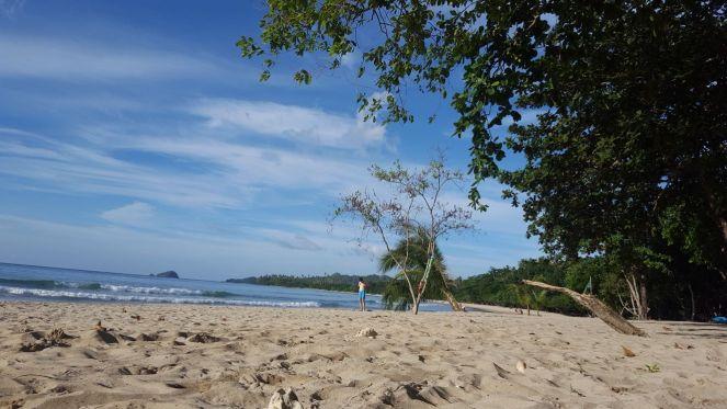LIO beach, looking North