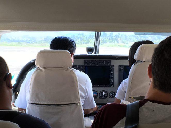Air Juan pilots