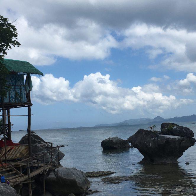 El Gordo's and the bay