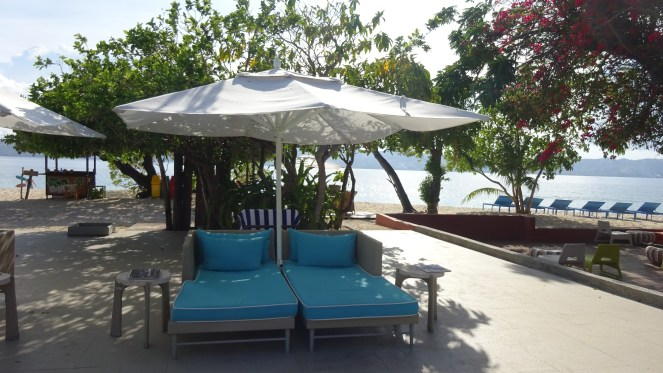 Club Paradise Palawan - Pool Beds