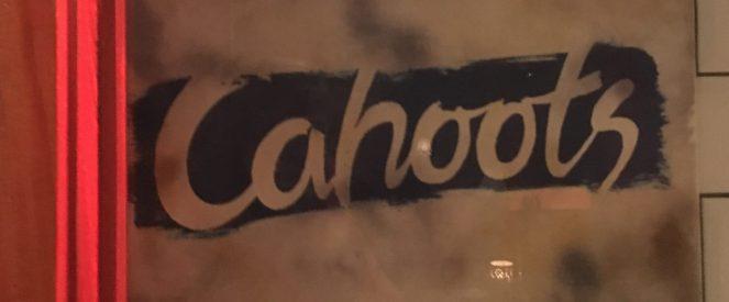 Cahoots Squiffy Picnic - Cahoots Logo