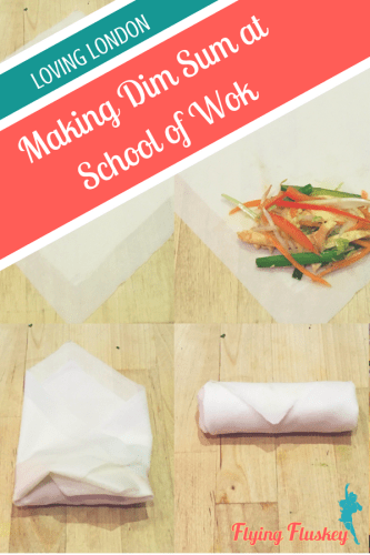 Have you ever wanted to try creating delicious Chinese cuisine? Good news! You can try making dim sum at School of Wok in London, UK. They have lots of Asian cooking lessons and it is a wonderful way to spend an evening. #dimsum #schoolofwok #cookinglessonlondon #asiancookinglesson #dimsumlesson