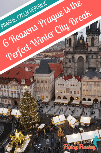 Prague in the Czech Republic is the most amazing place for the Perfect Christmas City Break. Why? Here are 6 reasons to make Prague your next winter city break. #prague #citybreak #christmascitybreak #czechreublic