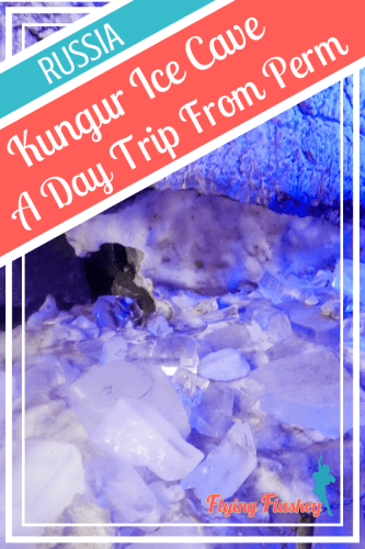 ngur Ice Caves in Russia's Ural region is a world of ice diamonds and cool grottos. Take a day trip from Perm to see it for yourself.