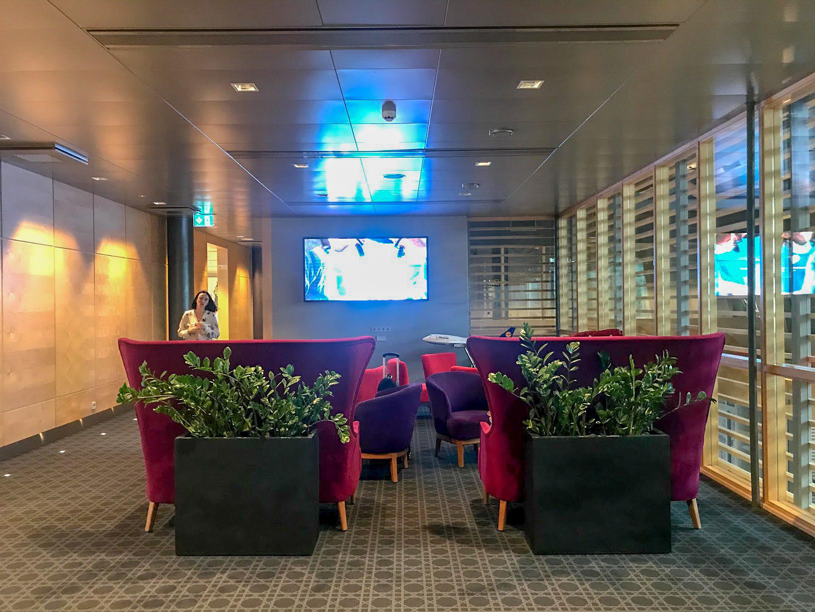 Primeclass Business Lounge at Riga International Airport