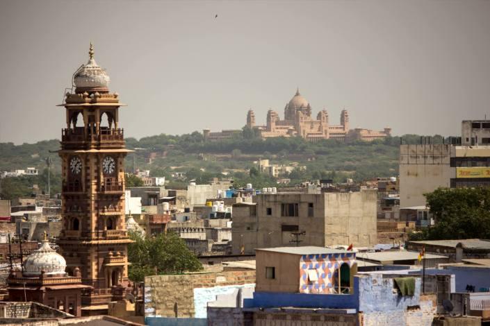 Clock Tower Jodhpur, Umaid Bhawan Palace, Jodhpur Tourism, Rajasthan Tourism, Flying Fox Jodhpur