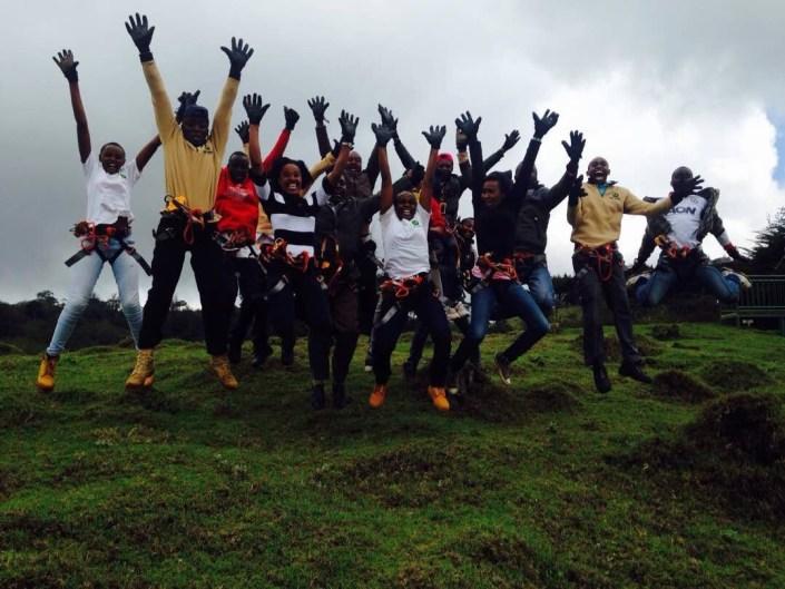 Flying Fox Kenya, Flying Fox The Forest, The Forest Kenya, Kereita Forest, flying fox, ziplining, zipline tour, ziplines, adventure activities in india, adventure sports, outdoor sports